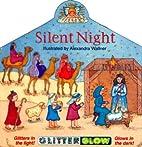 Silent Night (Glitter Glow Board Books) by…