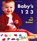 Baby's 1 2 3 (Super Chubby Photo Board…