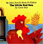 The Little Red Hen (My First Pop-Up Book of…