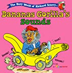 Bananas Gorilla's Sounds (The Busy World of…