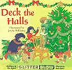Deck the Halls Glitter Glow Book (Glitter…