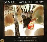 Aoki, Hisako: Santa's Favorite Story (Aladdin Picture Books)
