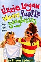 Lizzie Logan Wears Purple Sunglasses by…