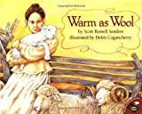 Sanders, Scott Russell: Warm As Wool (Aladdin Picture Books)