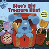 Santomero, Angela C.: Blue's Big Treasure Hunt (Blue's Clues (Simon & Schuster Paperback))