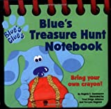 Santomero, Angela C.: Blue's Treasure Hunt Notebook (Blue's Clues)