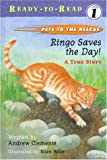 Clements, Andrew: Ringo Saves the Day! : A True Story