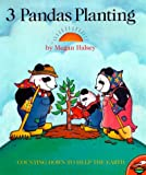 Halsey, Megan: Three Pandas Planting (Aladdin Picture Books)