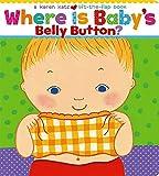Karen Katz: Where Is Baby's Belly Button?