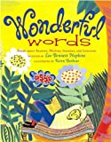Hopkins, Lee Bennett: Wonderful Words: Poems About Reading, Writing, Speaking, and Listening