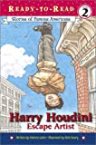 Lakin, Patricia: Harry Houdini: Escape Artist (Stories of Famous Americans)
