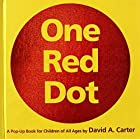 One Red Dot: A Pop-Up Book for Children of…
