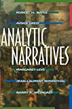 Bates, Robert H.: Analytic Narratives