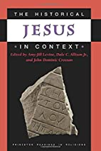 The Historical Jesus in Context (Princeton…