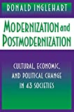 Ronald Inglehart: Modernization and Postmodernization