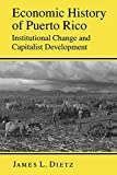 Dietz, James: Economic History of Puerto Rico: Institutional Change and Capitalist Development