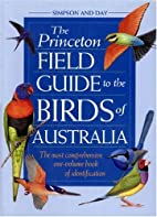 The Princeton Field Guide to the Birds of…