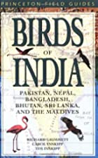 Birds of India, Pakistan, Nepal, Bangladesh,…