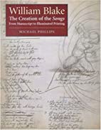 William Blake by Michael Phillips