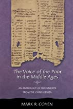 The Voice of the Poor in the Middle Ages: An…