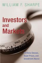 Investors and Markets: Portfolio Choices,…