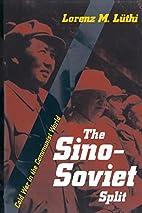 The Sino-Soviet Split: Cold War in the…