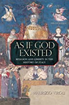 As If God Existed: Religion and Liberty in…