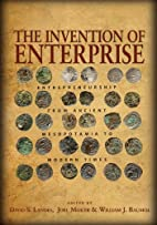 The Invention of Enterprise:…