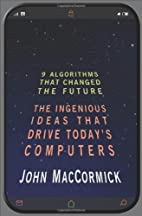 Nine Algorithms that Changed the Future: The…