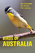 Birds of Australia: A Photographic Guide by…