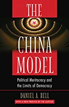 The China Model: Political Meritocracy and…