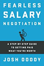 Fearless Salary Negotiation: A step-by-step…
