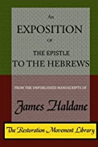 An Exposition of the Epistle to the Hebrews…