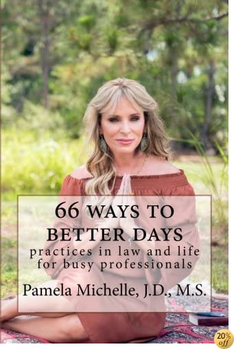 66 Ways to Better Days: Practices in Law and Life for Busy Professionals
