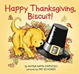 Capucilli, Alyssa Satin: Happy Thanksgiving, Biscuit!