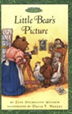 Little Bear's Picture by Else Holmelund…
