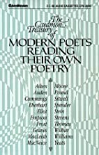 The Caedmon Treasury of Modern Poets Reading…