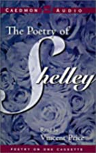 Poetry of Shelley by Percy B. Shelley