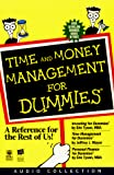 Tyson, Eric: Time and Money Management for Dummies (Audio Cassette)