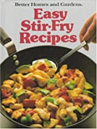 Better Homes and Gardens Easy Stir-Fry…