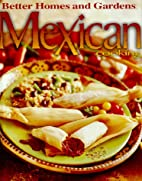 Better Homes and Gardens Mexican Cooking…
