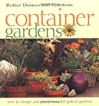 Better Homes and Gardens Container Gardens…