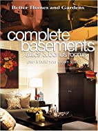 Better Homes and Gardens Complete Basements,…