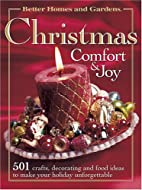 Better Homes and Gardens Christmas Comfort &…