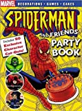 Meredith Books: Spiderman Party Book