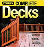 Complete Decks (Stanley Complete) by Stanley…