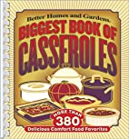 Better Homes and Gardens Biggest Book of…