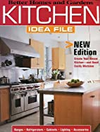 Better Homes and Gardens Kitchen Idea File…