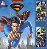Meredith Books: Superman Returns: 16 Amazing Sounds!  Official Movie Book