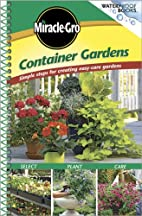 Container Gardens (Waterproof Books) by…